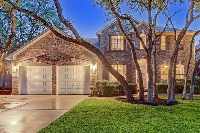 17016 Poncho Springs Ln, Austin, TX 78717 (#5666810) :: Sunburst Realty