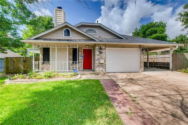 813 Great Britain Blvd, Austin, TX 78748 (#5670149) :: Papasan Real Estate Team @ Keller Williams Realty