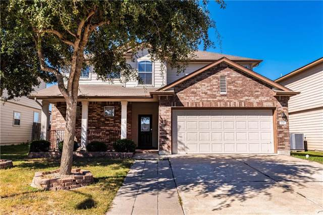 220 Baldwin St, Hutto, TX 78634 (#5670298) :: The Perry Henderson Group at Berkshire Hathaway Texas Realty
