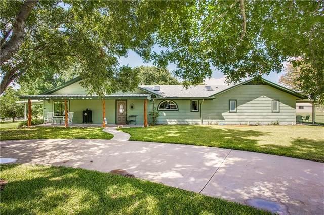 615 Meesmith St, Burnet, TX 78611 (#5673345) :: Papasan Real Estate Team @ Keller Williams Realty