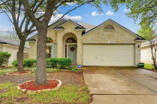 812 House Creek Dr, Leander, TX 78641 (#5673653) :: Sunburst Realty