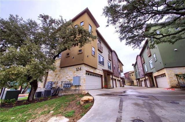 124 Cumberland Rd #103, Austin, TX 78704 (#5674377) :: The Perry Henderson Group at Berkshire Hathaway Texas Realty