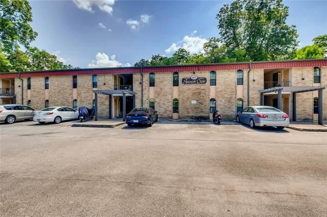 407 E 45th St #207, Austin, TX 78751 (#5674905) :: Resident Realty