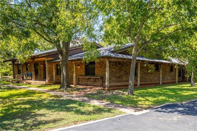 2076 County Road 108, Burnet, TX 78611 (#5675434) :: The Perry Henderson Group at Berkshire Hathaway Texas Realty