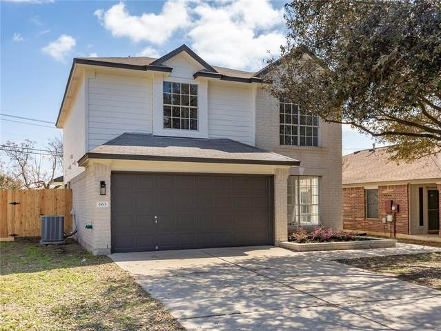 663 Reggie Jackson Trl, Round Rock, TX 78665 (#5675509) :: The Heyl Group at Keller Williams