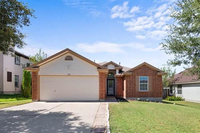 213 Dana Dr, Hutto, TX 78634 (#5675512) :: Papasan Real Estate Team @ Keller Williams Realty