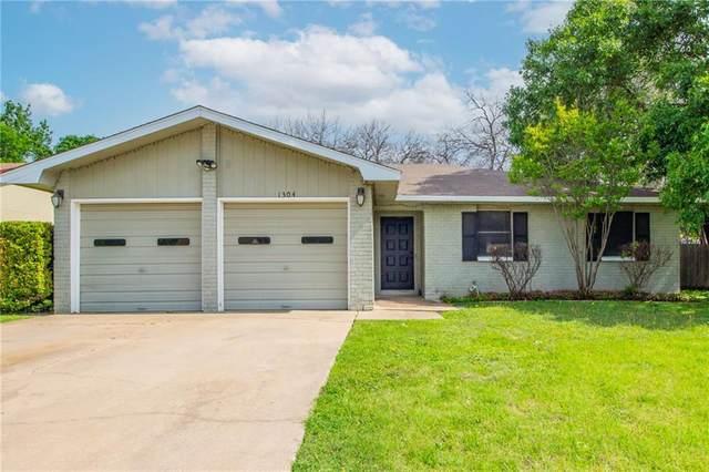 1304 E Mesa Park Dr, Round Rock, TX 78664 (#5675715) :: Papasan Real Estate Team @ Keller Williams Realty
