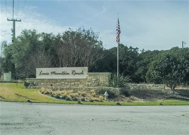 8001 Lewis Mountain, Austin, TX 78737 (#5677505) :: Ana Luxury Homes