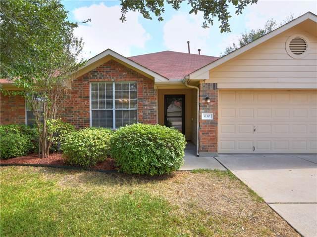 630 Columbine Ave, Cedar Park, TX 78613 (#5677691) :: Ana Luxury Homes