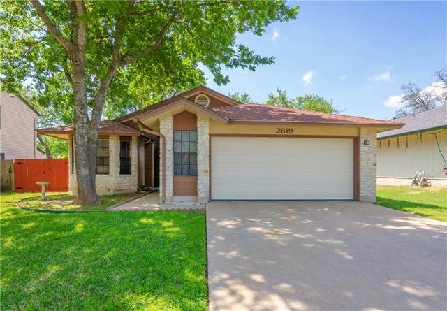 2819 Norfolk Dr, Austin, TX 78745 (#5678592) :: Watters International