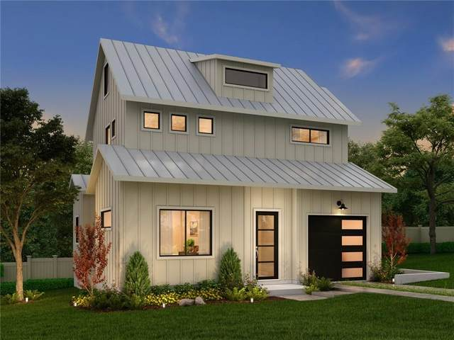2403-1 E 8th St, Austin, TX 78702 (#5679000) :: Papasan Real Estate Team @ Keller Williams Realty