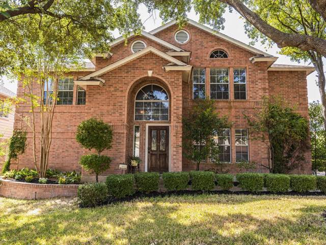 1754 Fort Grant Dr, Round Rock, TX 78665 (#5679306) :: The Smith Team