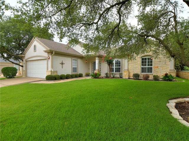 819 Armstrong Dr, Georgetown, TX 78633 (#5679505) :: Papasan Real Estate Team @ Keller Williams Realty