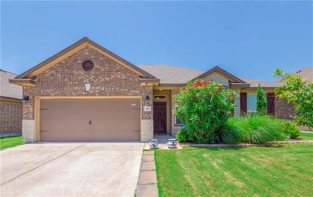 307 Marklawn Ln, Hutto, TX 78634 (#5679739) :: The Heyl Group at Keller Williams