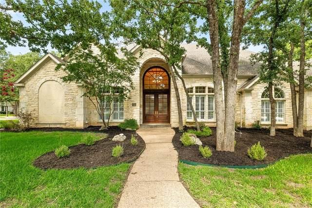 1935 Augusta Ct, Round Rock, TX 78681 (#5681133) :: Papasan Real Estate Team @ Keller Williams Realty