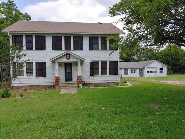 240 W Allen St, Bartlett, TX 76511 (#5682217) :: Papasan Real Estate Team @ Keller Williams Realty