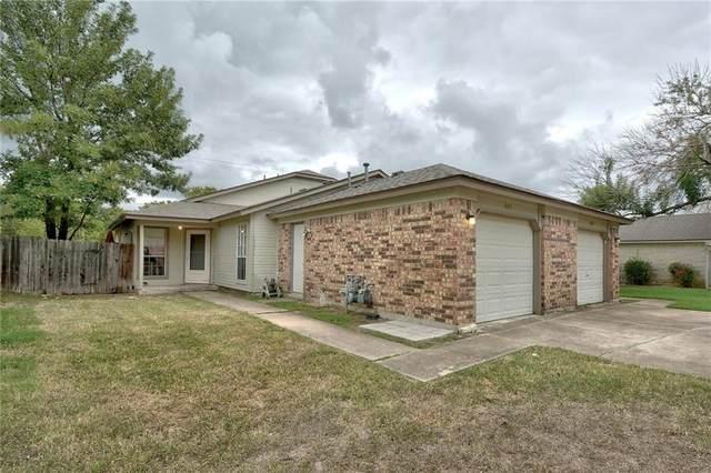 601/603 Greenlawn Blvd, Round Rock, TX 78664 (#5691564) :: Green City Realty