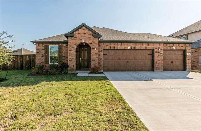 1004 Plano Ln, Leander, TX 78641 (#5695603) :: Papasan Real Estate Team @ Keller Williams Realty