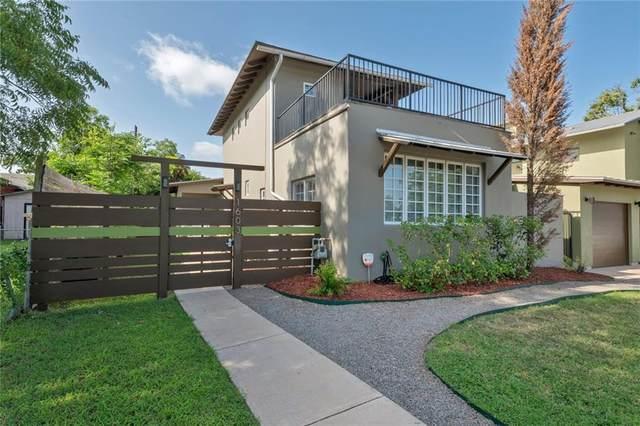 1309 Concho St B, Austin, TX 78702 (#5695855) :: Papasan Real Estate Team @ Keller Williams Realty