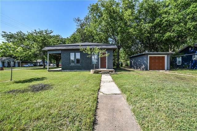 1609 N Park St, Killeen, TX 76541 (MLS #5696922) :: The Lugo Group