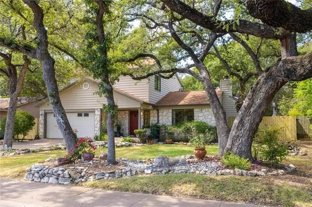 7806 Beauregard Cir, Austin, TX 78745 (#5700477) :: The Perry Henderson Group at Berkshire Hathaway Texas Realty