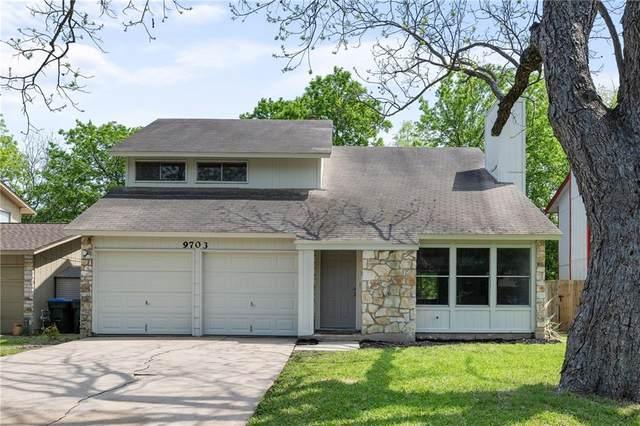 9703 Meadowheath Dr, Austin, TX 78729 (#5701306) :: Papasan Real Estate Team @ Keller Williams Realty