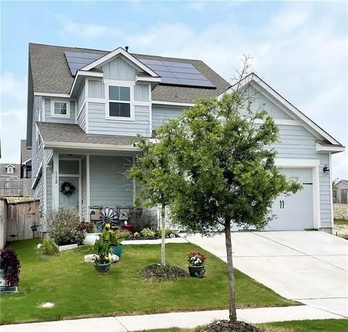112 Wind Flower Ln, Liberty Hill, TX 78642 (#5702299) :: Papasan Real Estate Team @ Keller Williams Realty