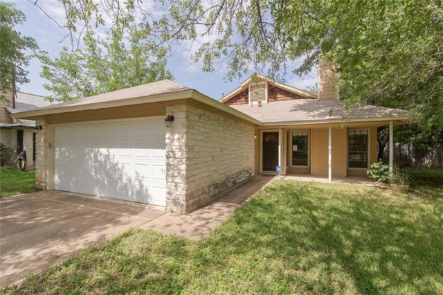 2003 James Pl, Round Rock, TX 78664 (#5705765) :: The Gregory Group