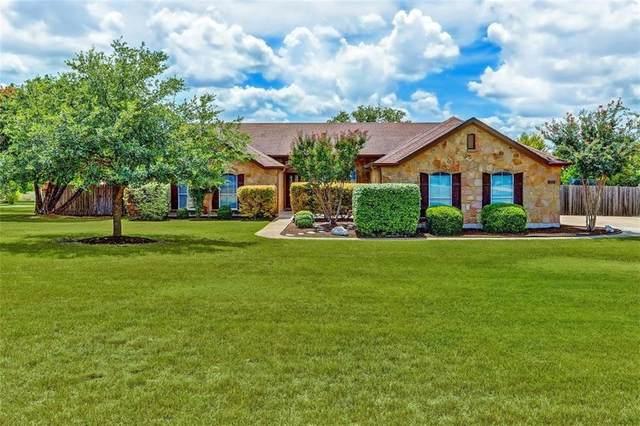 313 Bronco Blvd, Liberty Hill, TX 78642 (#5707983) :: Lauren McCoy with David Brodsky Properties