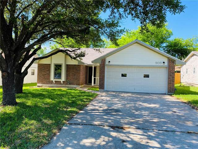 903 Edgerly Ln, Pflugerville, TX 78660 (#5710558) :: The Heyl Group at Keller Williams