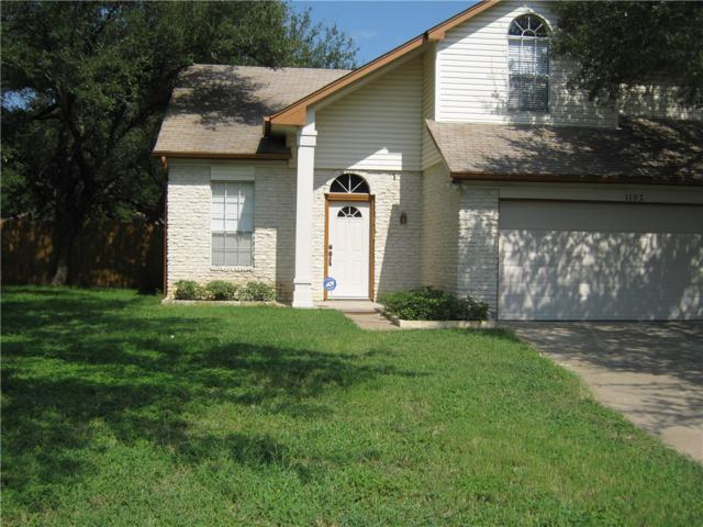1103 Elmwood Trl, Cedar Park, TX 78613 (#5712529) :: Realty Executives - Town & Country