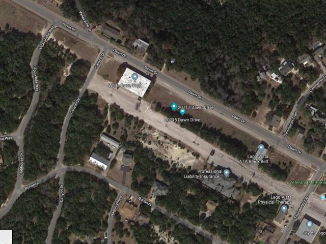 20715 Dawn Dr, Lago Vista, TX 78645 (#5712644) :: The Gregory Group