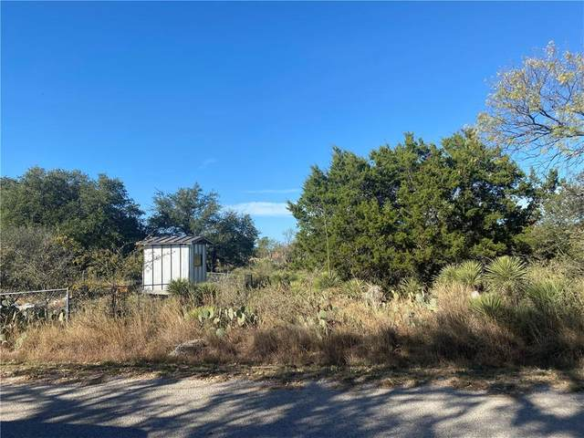 0000 Willow, Granite Shoals, TX 78654 (#5715089) :: Front Real Estate Co.