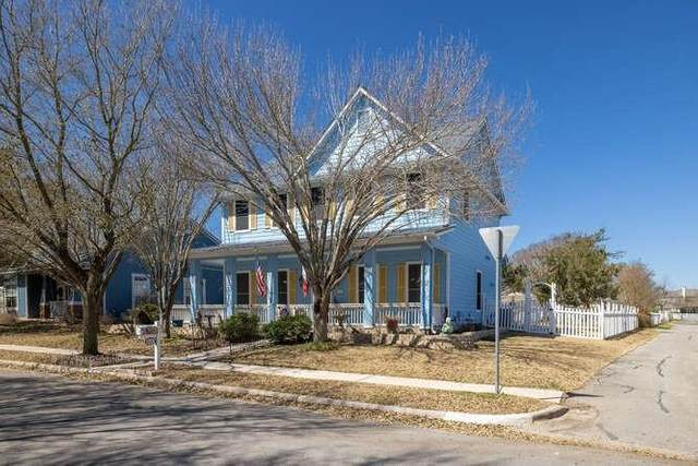 6025 Hartson, Kyle, TX 78640 (#5715970) :: RE/MAX IDEAL REALTY