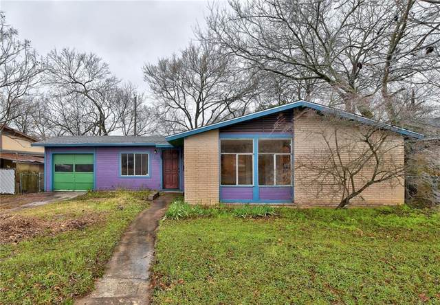 1605 Westmoor Dr, Austin, TX 78723 (#5719518) :: Papasan Real Estate Team @ Keller Williams Realty