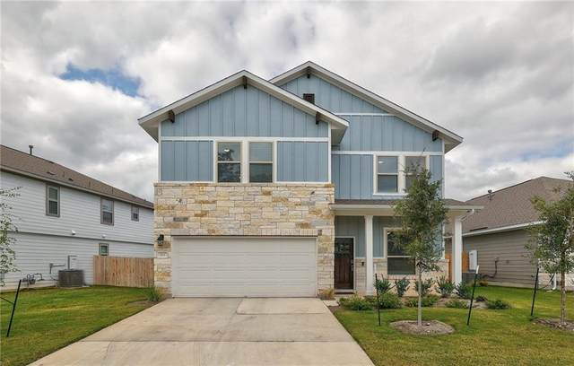813 Olive Creek Dr, Georgetown, TX 78633 (#5719902) :: Lancashire Group at Keller Williams Realty