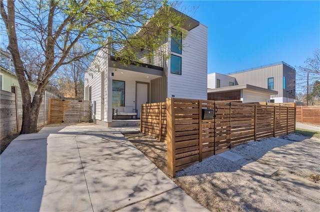 701 Monroe St W B, Austin, TX 78704 (#5720324) :: Watters International