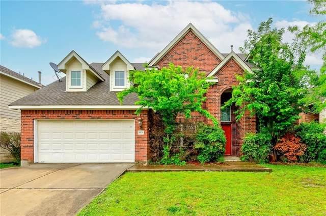 3909 Links Ln, Round Rock, TX 78664 (#5721042) :: Papasan Real Estate Team @ Keller Williams Realty