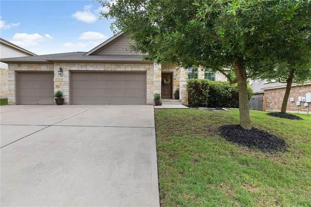 528 Brown Juniper Way, Round Rock, TX 78664 (MLS #5721806) :: Brautigan Realty