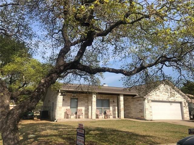 2308 Macarthur Ave, Lago Vista, TX 78645 (#5722182) :: Zina & Co. Real Estate