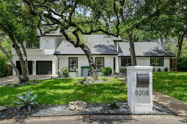 8208 Cliffview Dr, Austin, TX 78759 (#5722661) :: Papasan Real Estate Team @ Keller Williams Realty