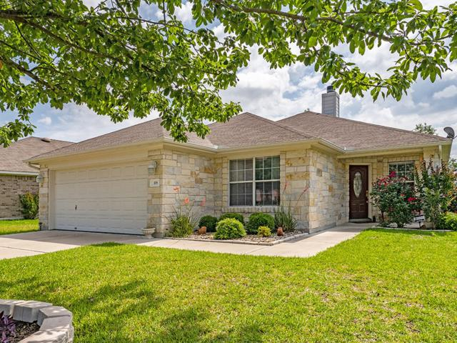 118 Gainer Dr, Hutto, TX 78634 (#5723520) :: The Perry Henderson Group at Berkshire Hathaway Texas Realty