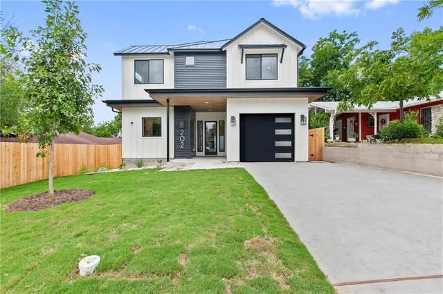 202 El Paso St, Austin, TX 78704 (#5724199) :: Papasan Real Estate Team @ Keller Williams Realty