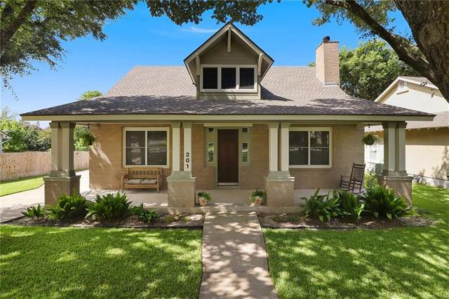 201 W Walter Ave, Pflugerville, TX 78660 (#5725280) :: The Summers Group