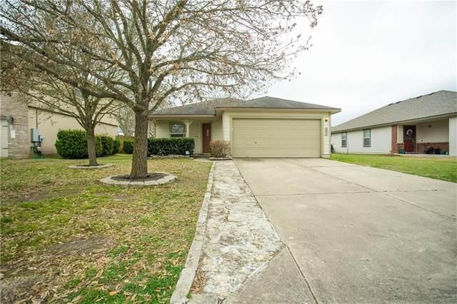 203 Creek Ledge Dr, Hutto, TX 78634 (#5725342) :: Papasan Real Estate Team @ Keller Williams Realty