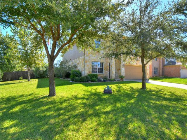 1501 Watercrest Dr, Georgetown, TX 78626 (#5725512) :: KW United Group