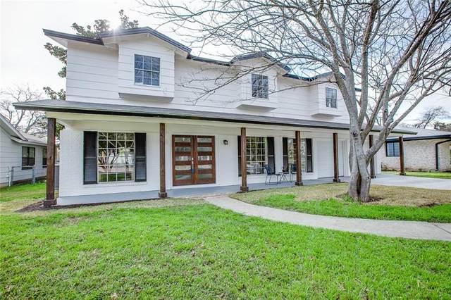 7208 Geneva Dr, Austin, TX 78723 (#5726580) :: Ben Kinney Real Estate Team