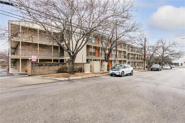 3000 Guadalupe St #214, Austin, TX 78705 (#5726659) :: Papasan Real Estate Team @ Keller Williams Realty