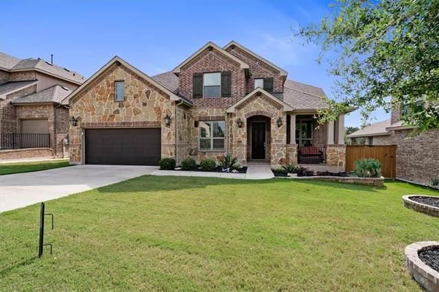 3917 Cole Valley Ln, Round Rock, TX 78681 (MLS #5726758) :: Brautigan Realty