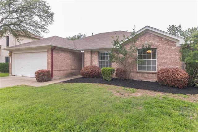 1312 Terra St, Round Rock, TX 78665 (MLS #5727526) :: Vista Real Estate